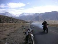 Everest Moto bike Tour